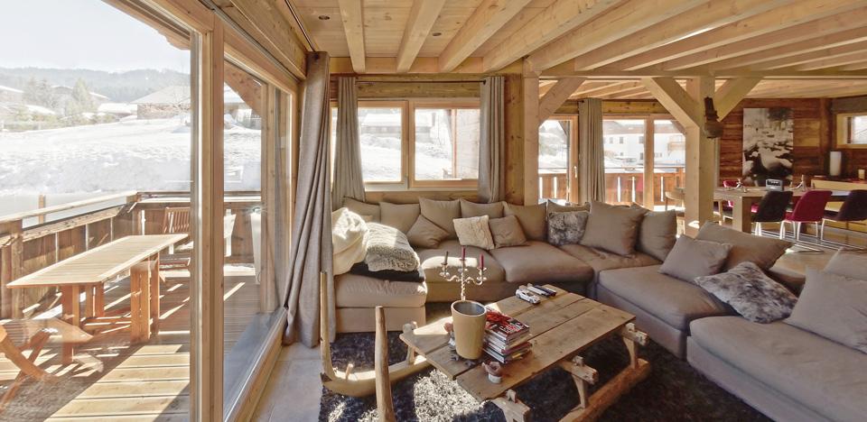 Chalets Claudet Maison Bois Haute Savoie Jura Doubs