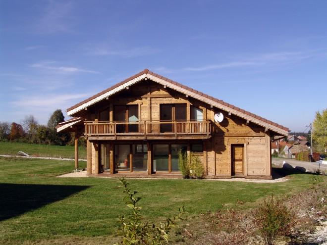 Maison Ossature Bois Doubs – Mzaolcom ~ Maison Bois Castorama
