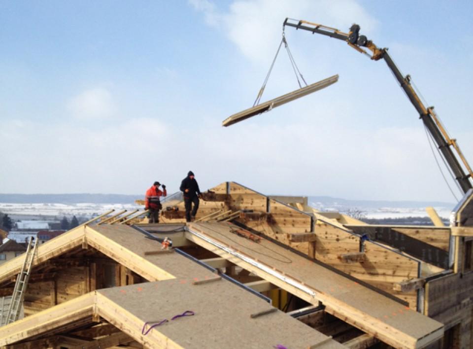 Construction Bois Jura - Construction maison bois Doubs Jura Haute Savoie