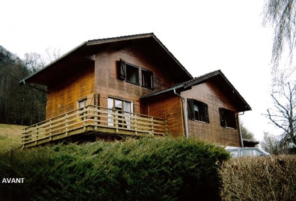 Relooking construction - Relooking maison avant apres ...