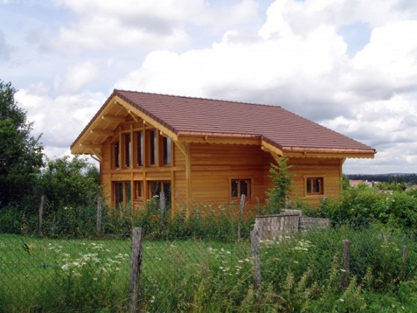 Maisons bois doubs