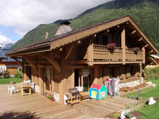 Maisons bois haute savoie for Voir maison